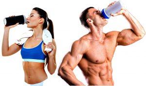 Batido proteina para aumentar masa muscular