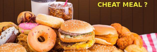 ¿Es necesario el Cheat Meal?