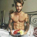 descanso abdominales-comida