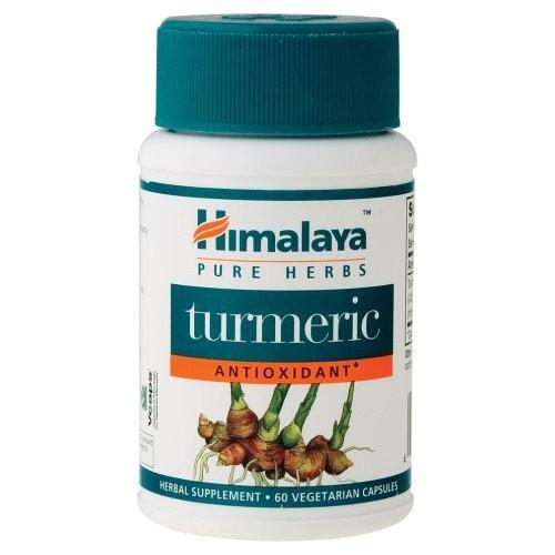 Turmeric Curcuma - 60 caps - HIMALAYA - Boteprote