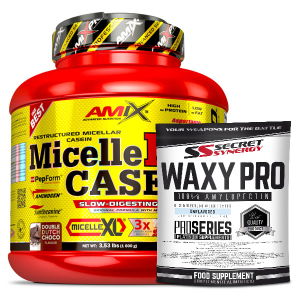 Micelle HD Casein - 1600g - AMIX PRO SERIES - Boteprote