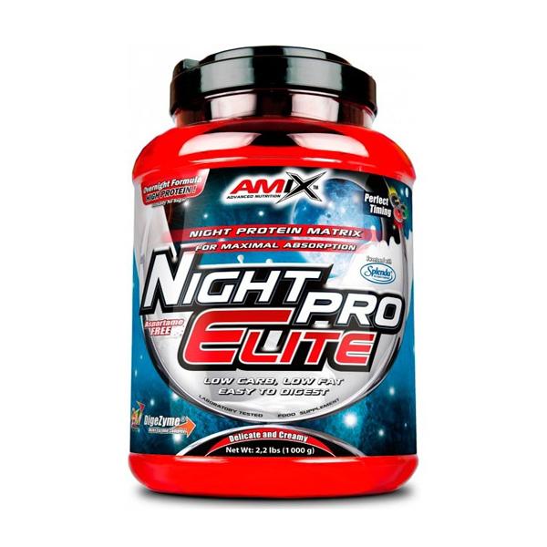 NightPro Elite - 1Kg - Amix - Boteprote
