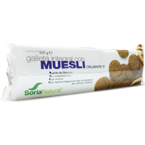 Galleta Integral con Muesli