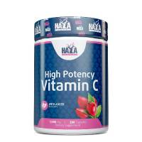 High Potency Vitamin C 1000mg - 250 caps