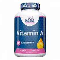 Vitamin A 10,000 IU - 100 Softgels