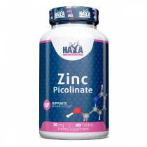 Zinc Picolinate 30mg - 60 tabs