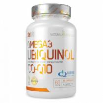 *Omega3 Ubiquinol Co-Q10 - 60 caps