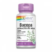 Bacopa 100mg - 60 vcaps