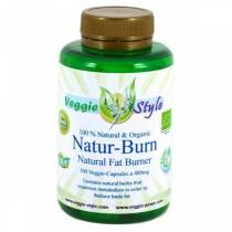 Natur Burn 350mg - 100 vcaps