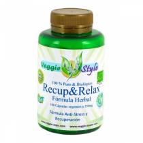 Recup Relax 350mg - 100 vcaps