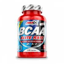 BCAA Elite Rate - 120 caps