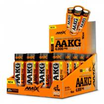 AAKG 4000mg Shot - 20x60ml