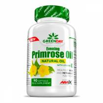 Primrose Evening Oil + Vit E - 90 caps