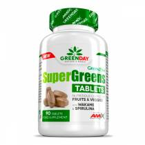 Super Greens Tablets - 90 tabs