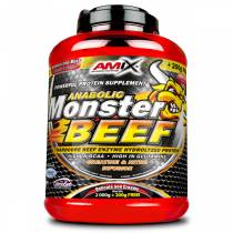 Monster Beef Protein - 2.2Kg