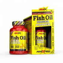 Fish Oil Omega 3 Power - 60 caps