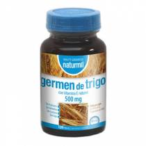 Germen de trigo 500mg - 120 caps