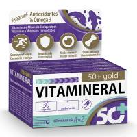Vitamineral 50+gold - 30 caps