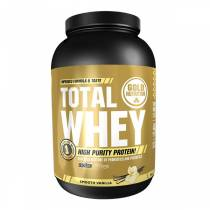 *Total Whey Black & Gold Series - 1Kg