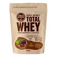 Total Whey Black & Gold Series - 260g