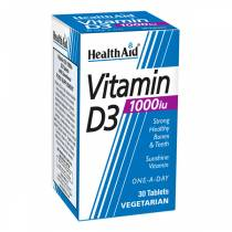 Vitamina D3 1.000 UI - 30 comp