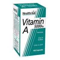 Vitamina A 5000 UI - 100 caps