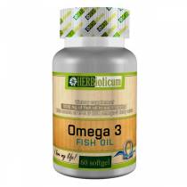 Omega 3 Fish Oil - 60 caps
