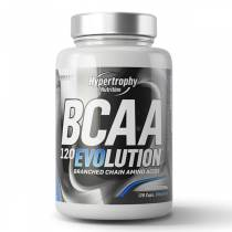 BCAA Evolution - 120 capsulas