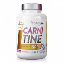 L-Carnitine Tartrato 500 - 60 caps