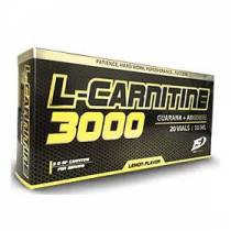 L-Carnitine 3000 +guarana+arg. 20x10ml