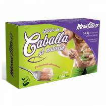 Caballa al natural - 120g