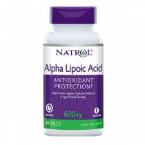 Alpha Lipoic Acid 600mg – 45 caps
