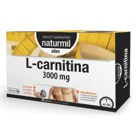 L-Carnitina Strong - 20 Ampollas