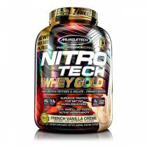 Nitro Tech Whey Gold - 2510g