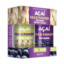 Acai Max Power - 60+60 caps