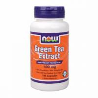 Green Tea Extract 400mg - 100 caps