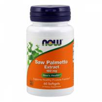 Saw Palmetto Extract 160mg - 60 softgels