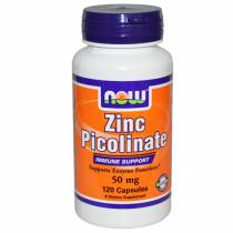 Zinc Picolinate 50mg - 120 caps