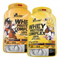 Whey Protein Complex Dragon Ball Z - 2.2Kg