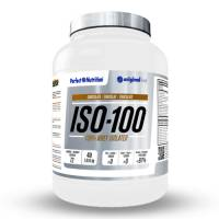 ISO-100 100% Whey Isolated - 1.8Kg