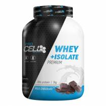 *Whey + Isolate Premium - 2Kg