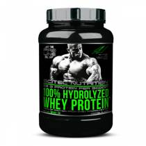 100% Hydrolyzed Whey Protein - 910g