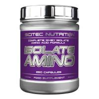Isolate Amino - 250 caps