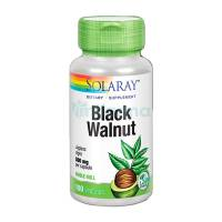 Black Walnut Hull (Nogal Negro) 500mg - 100 vcaps