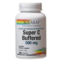 Super C Buffered - 100 vcaps