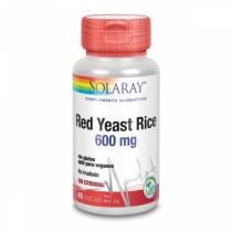 Red Yeast Rice - 45 vcaps