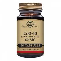 CoQ-10 60mg Vegetariano - 60 vcaps