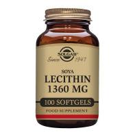 Lecitina 1360mg - 100 perlas