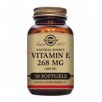 Vitamin E 400 IU - 50 caps