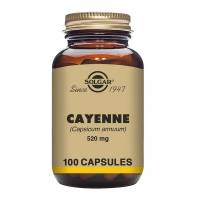 Cayena 520mg - 100 vcaps
